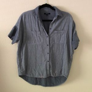 Madewell Lilydale Courier Shirt